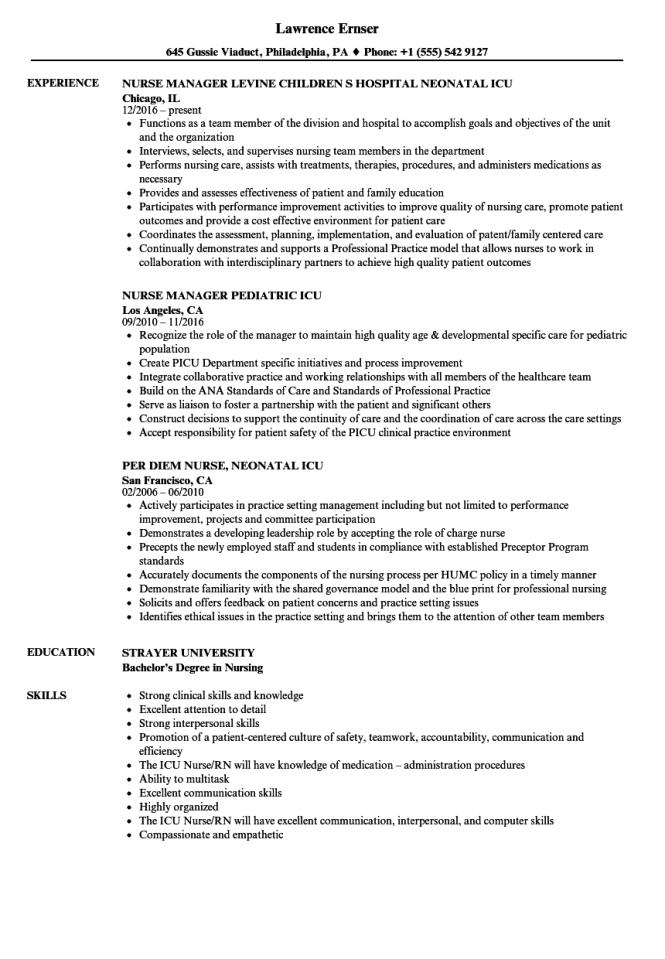 icu nurse resume samples velvet jobs sicu nurse resume