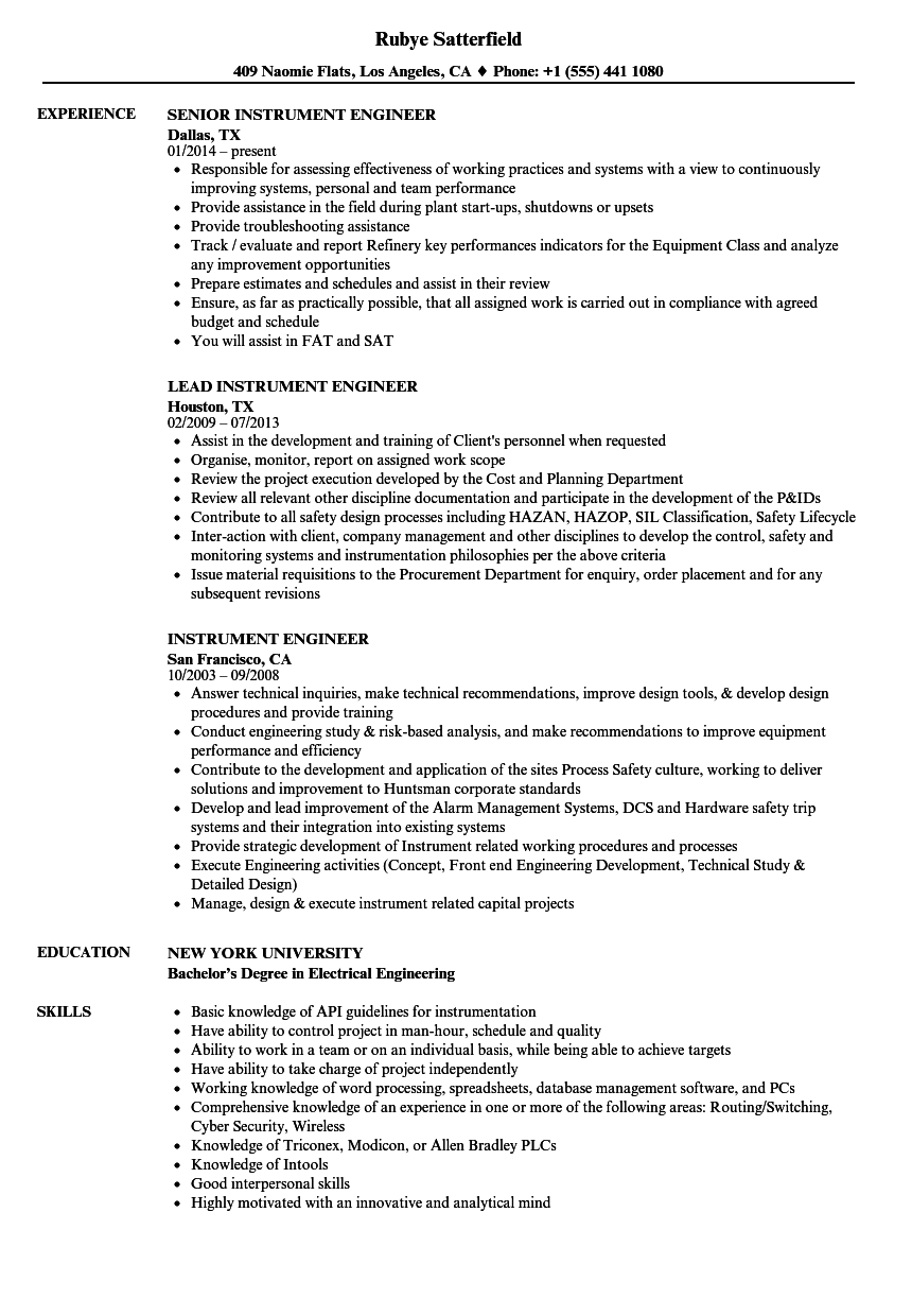 process validation sample resume