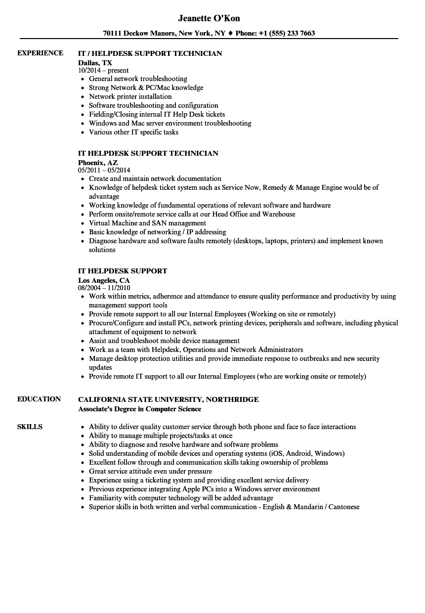 example of documentation records specialist resume