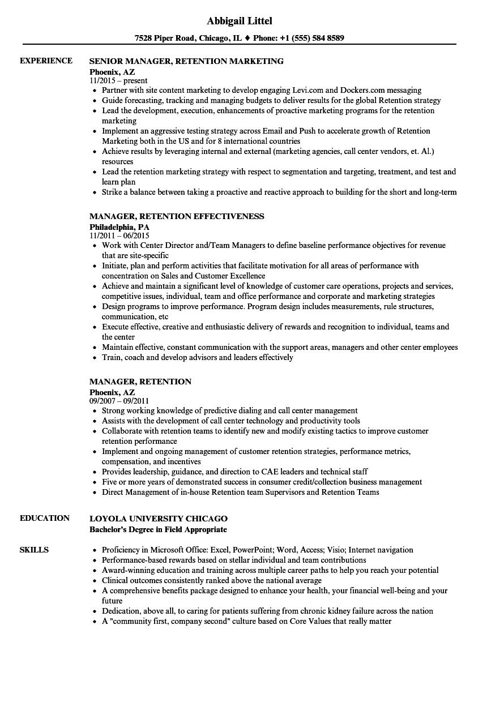loyalty work resume sample