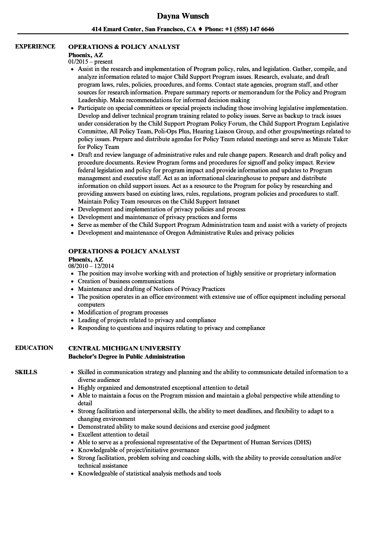 resume services phoenix