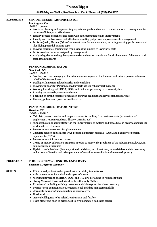 Resume Builder Services