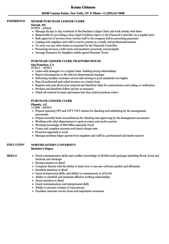 ap ar resume sample