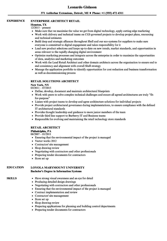 amazon redshift sample resume
