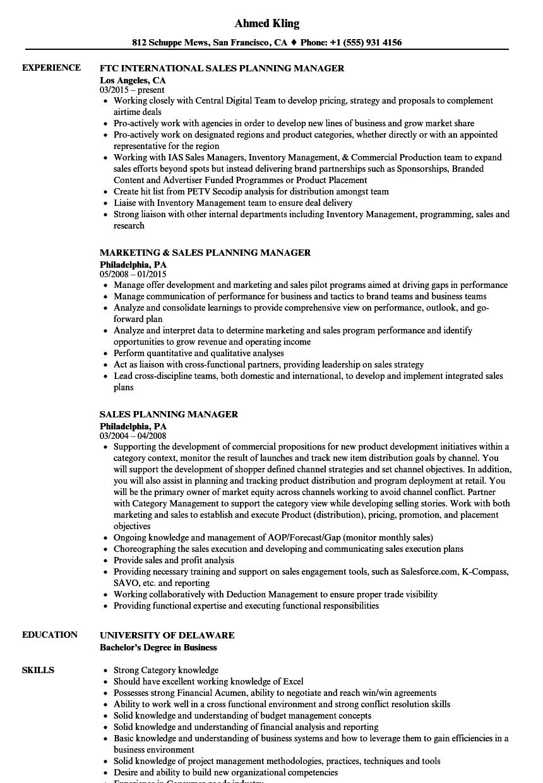 Production Planner Resume Samples Velvet Jobs 9 - Resume Examples