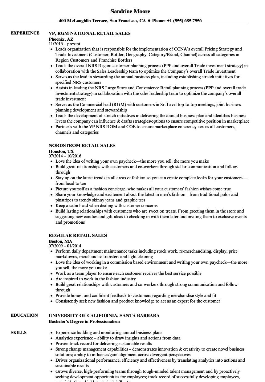 Attractive Jewelry Sales Associate Resume Sketch Resume Template