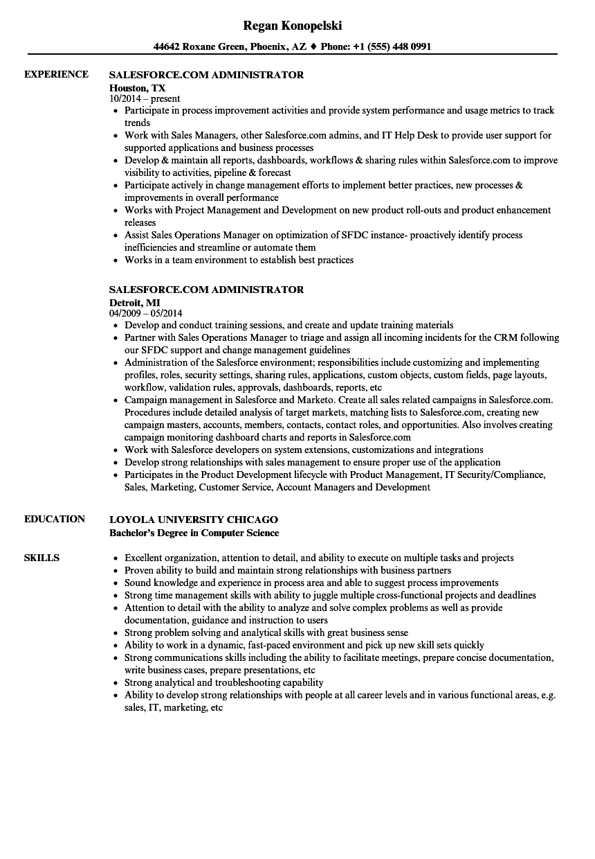 sample qlikview resume indeed