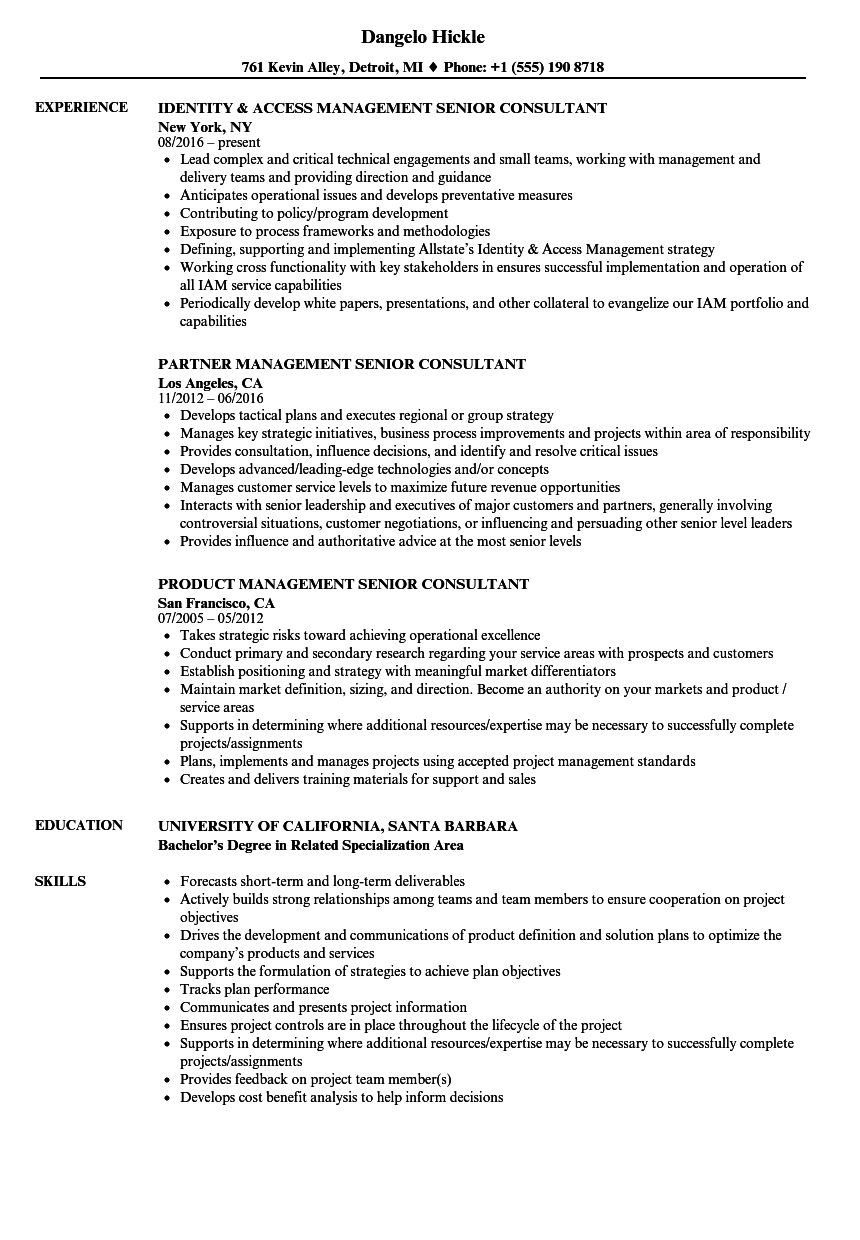 data management resume examples