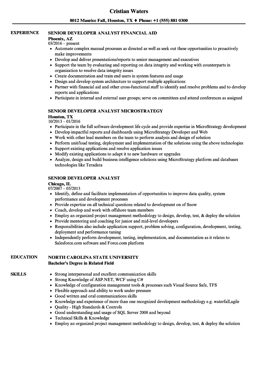 peoplesoft hcm developer resume sample