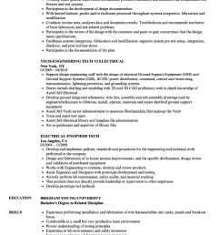 cable wire harness resume general wiring diagram problems cable wire harness resume [ 860 x 1240 Pixel ]