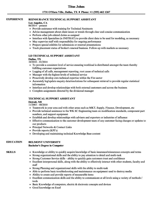 resume strong computer skills