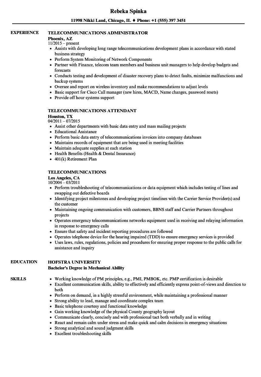 example resume objectives quote specialist