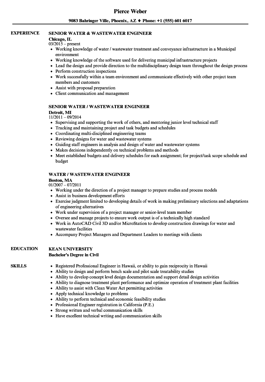 gas station worker resume example
