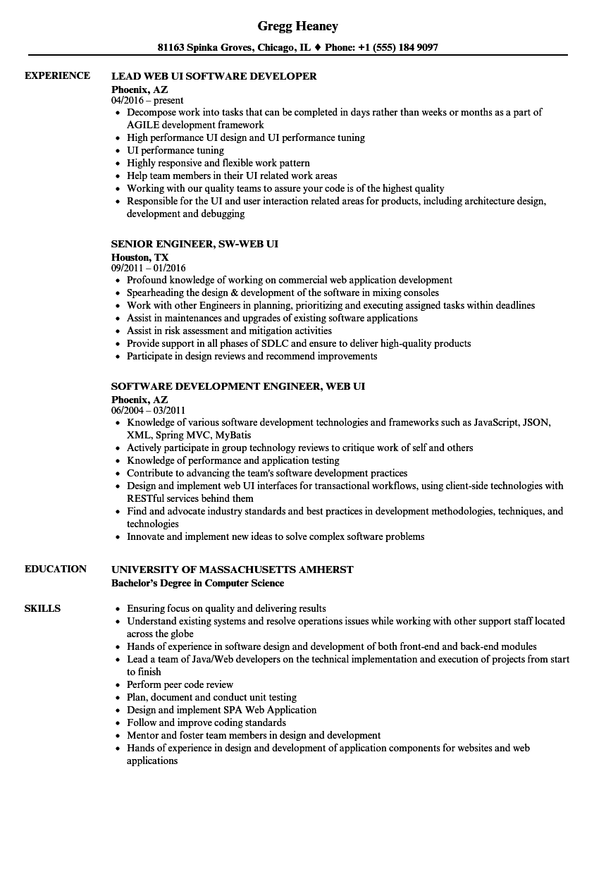 j2ee technical architect resume sample