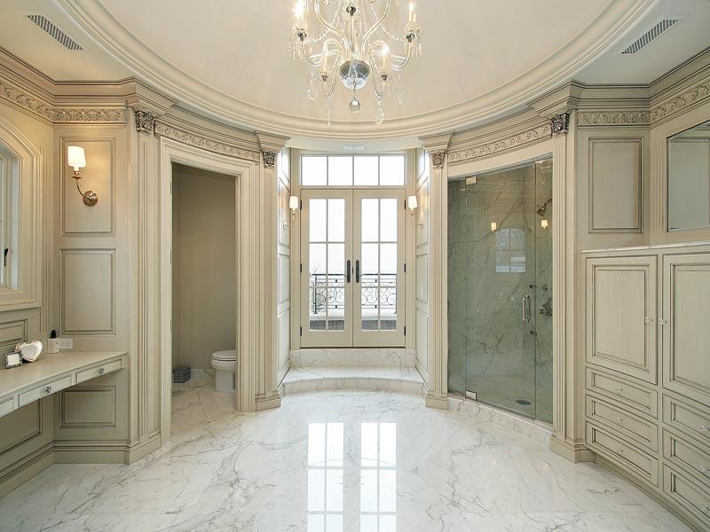 bianco carara tiles for bathroom floor