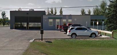 Image of Dauphin VEMA heavy duty equipment location