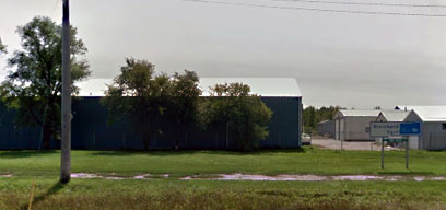 Image of Steinbach VEMA heavy duty equipment satellite location