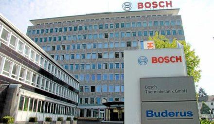 Bosch eröffnet wasserstofffähige Brennstoffzellen-Pilotanlage am Standort Wernau