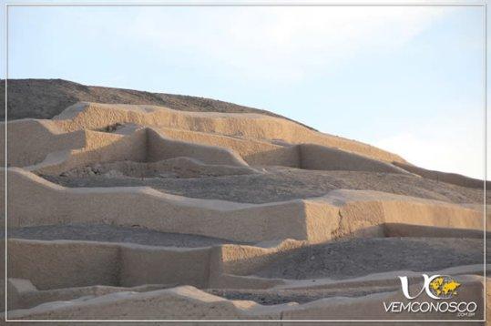 Cauhachi - pirâmide principal