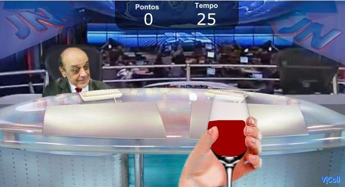 Game Permite Jogar Taça de Vinho em Serra