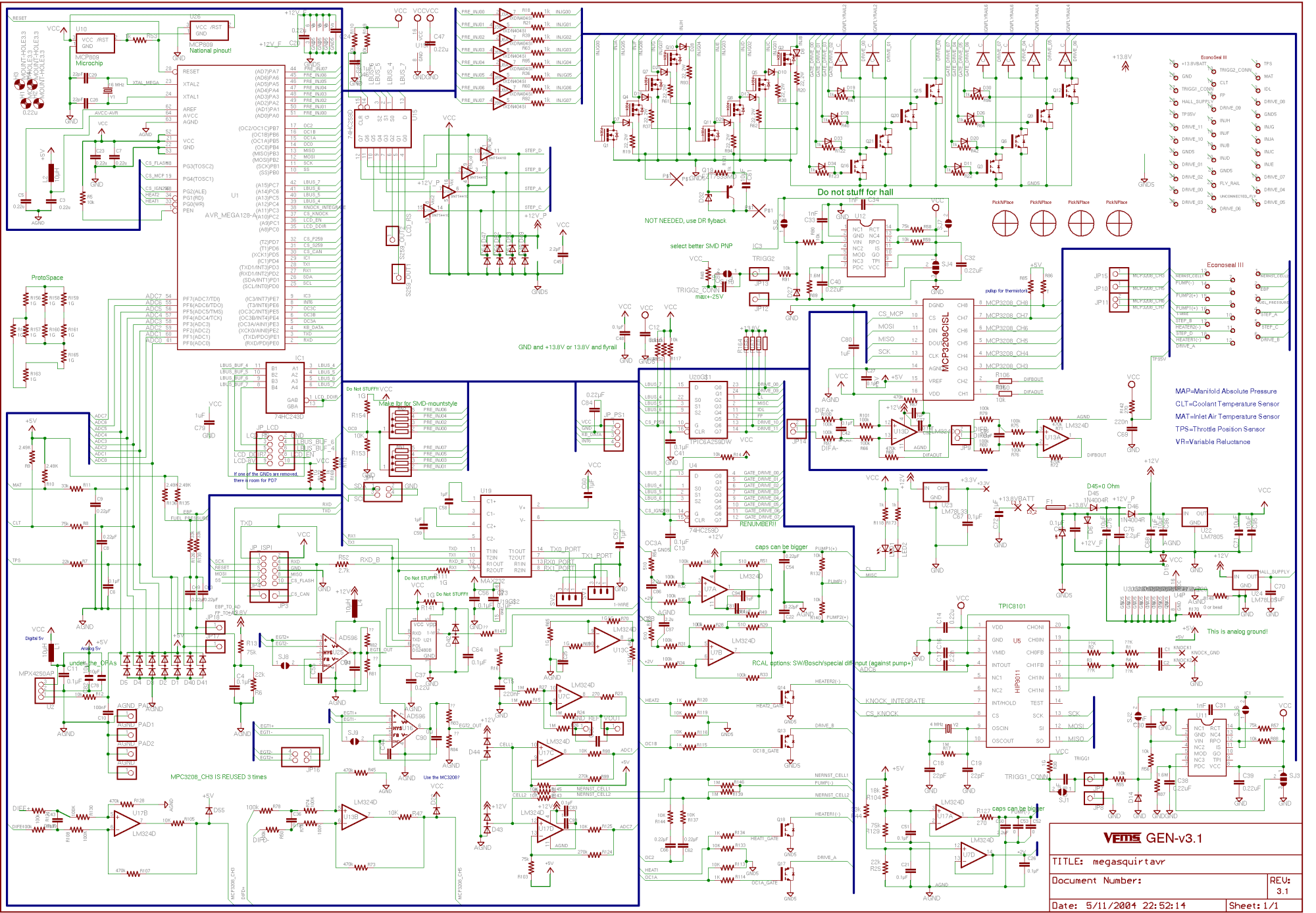 hight resolution of  v3 1 schematic