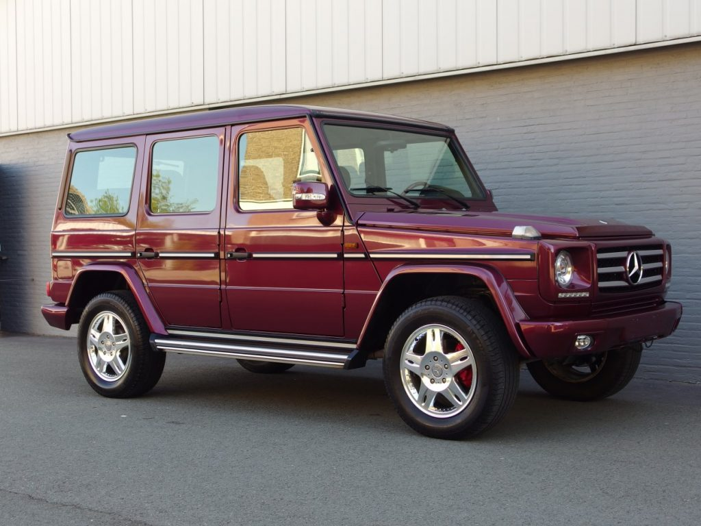 hight resolution of mercedes g320 long 1996 unique color combination great technics