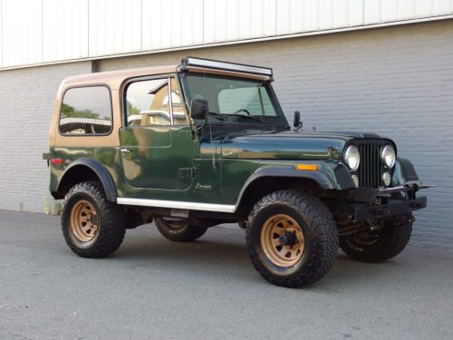 small resolution of jeep cj7 v8 1978 strong runner perfect body