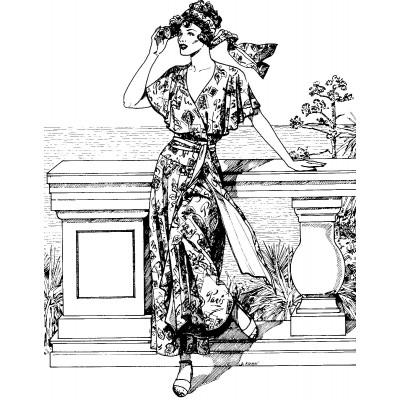 Making Vintage 1920's Clothes for Women > Home > Vena Cava
