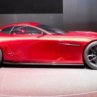 Mazda RX-Vision: The Return of the Rotary Engine