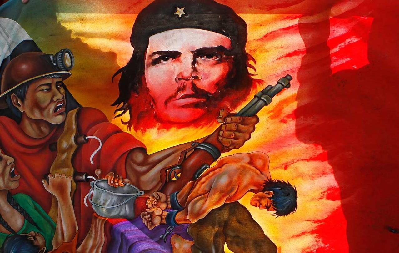 El Pensamiento descolonizador del Che
