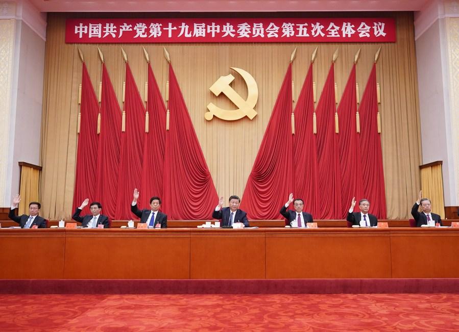Asamblea Nacional Popular China (ANP) aprueba su XIV Plan Quinquenal