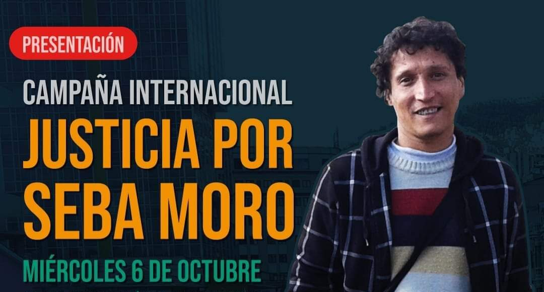 Campaña internacional: justicia por el periodista Sebastian Moro