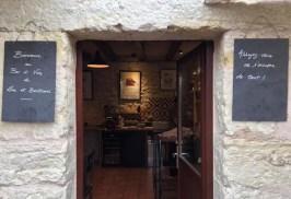Le bar à vins de Lise et Bertrand