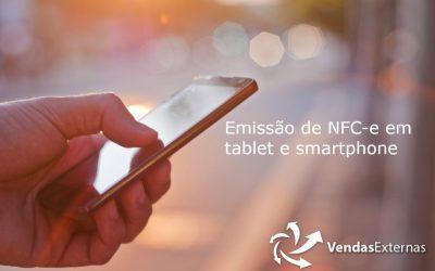 Como a emissão de NFC-e em tablet ou smartphone pode beneficiar seu negócio