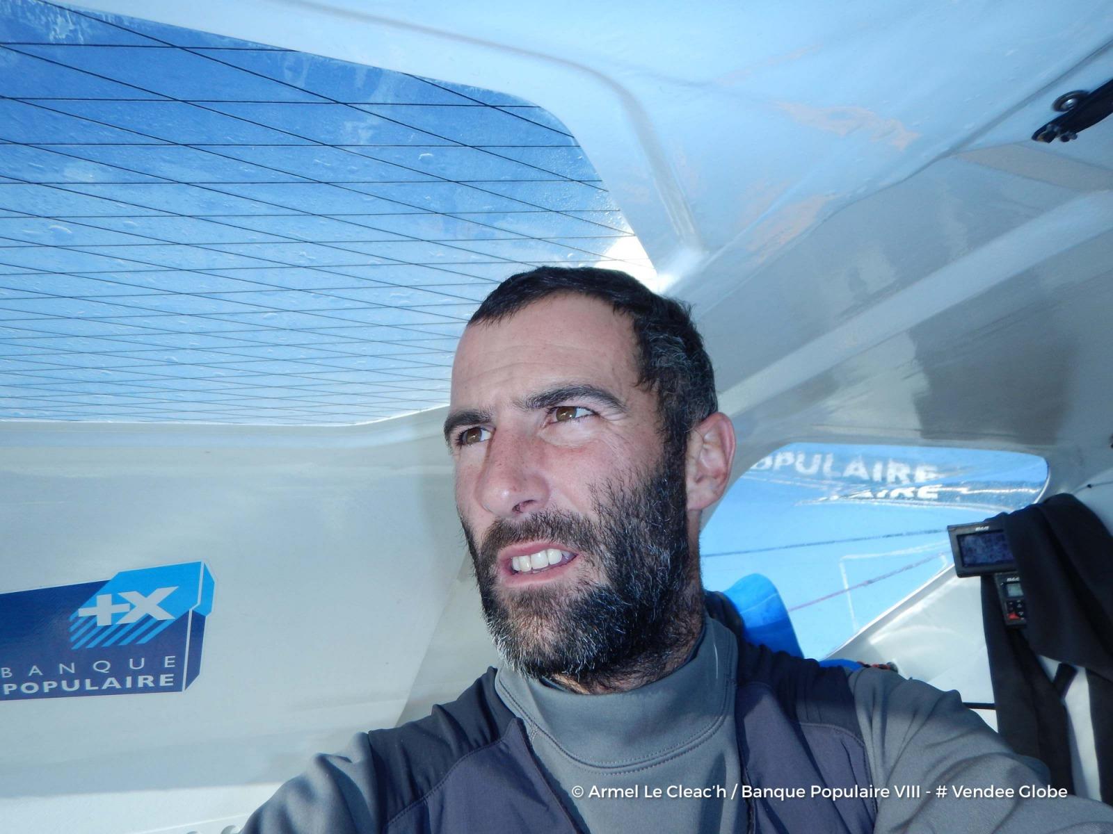 Alex thompson diminui a diferen a para a lideran a da vend e globe not cias n uticas - Aurelie le cleac h ...