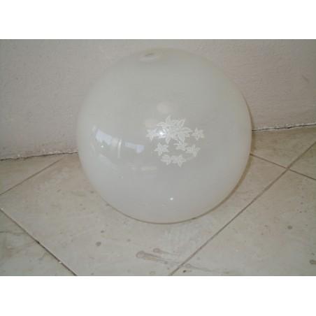 Le lampade rustiche, realizzate per lo più in ceramica ricordano la vita semplice delle cucine e delle stanze di case accoglienti. Ricambio Lampadari Boccia Vetro Opalina Bianca Con Decori Stampigliati