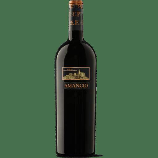 comprar vino sierra cantabria amancio