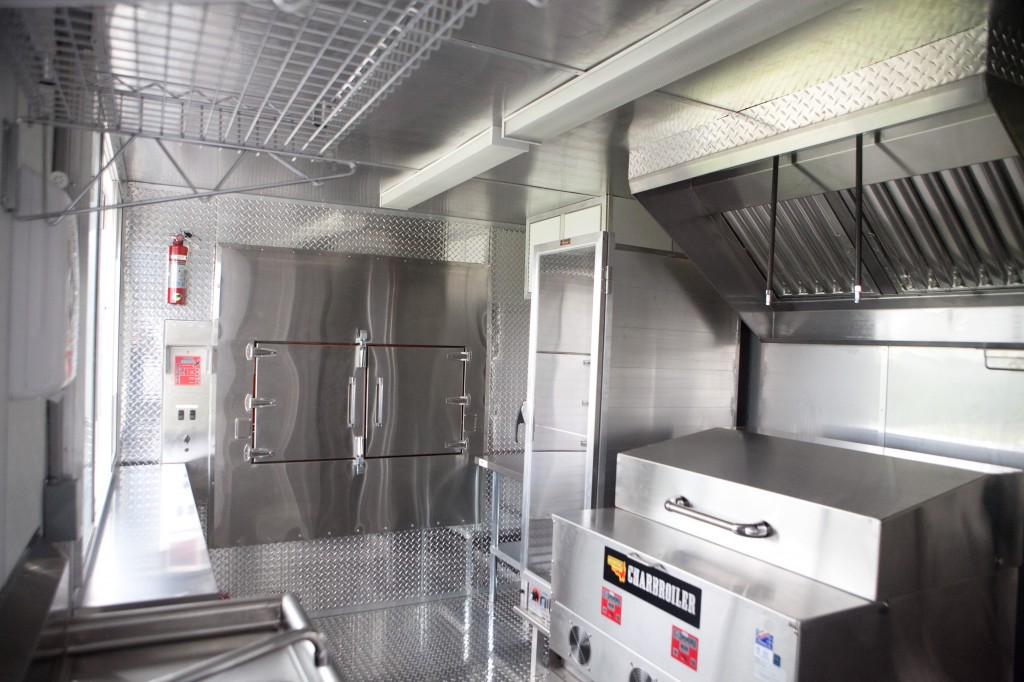 BBQ Concession Trailer  Custom Food Truck Builder  Food