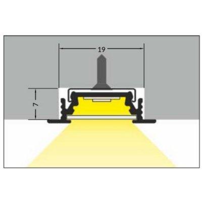 Profilo led da soffitto GROOVE  Vendita Illuminazione