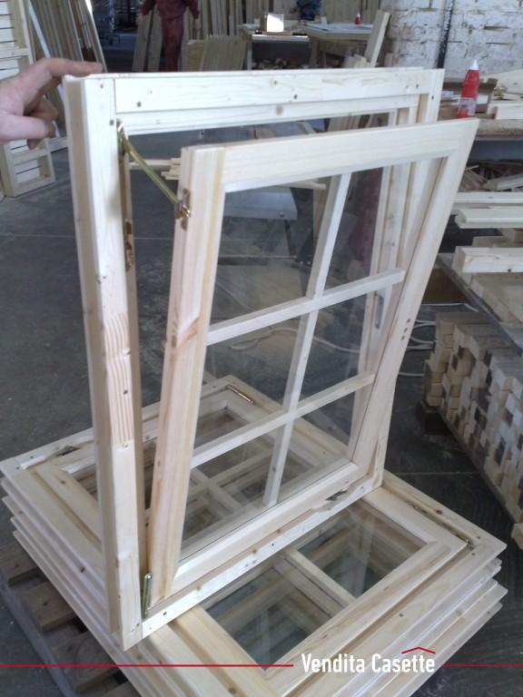 Casette in legno Venezia 3x3