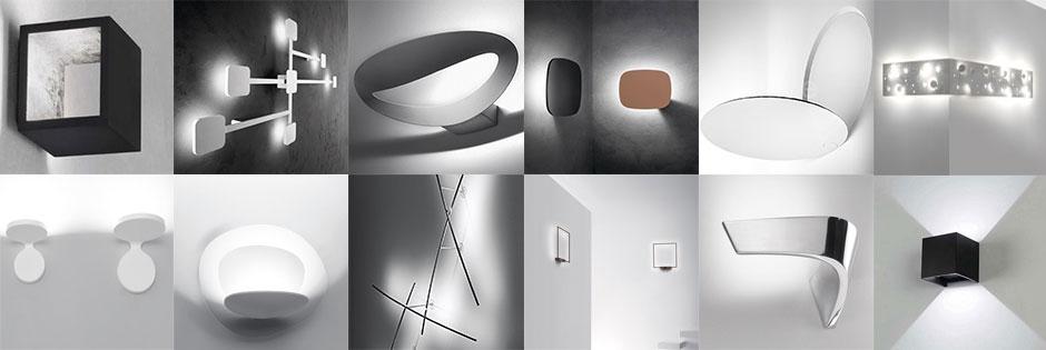 Karman offre un'ampia scelta di lampade da parete di design capaci di accompagnare ospiti e osservatori lungo un percorso emozionale senza. Lampade A Led Moderne A Torino Le Nuove Luci Led Luxart