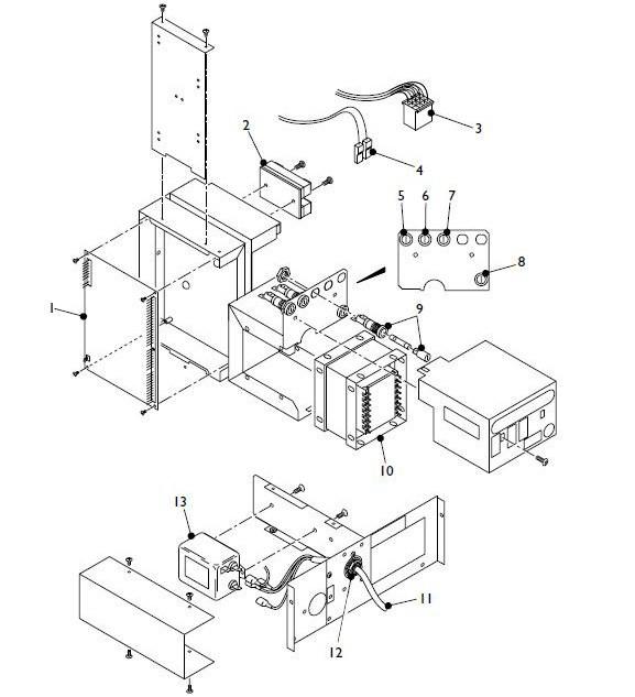 2012 freightliner truck schematics power