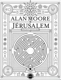 Couverture de Jérusalem d'Alan Moore