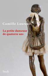 couverture de La petite danseuse de 14 ans de Camille Laurens