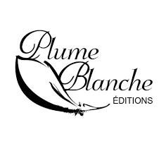 logo des éditions plume blanche