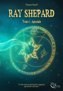 couverture du tome 1 de la saga Ray Shepard