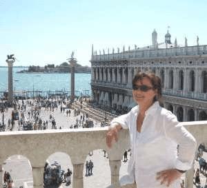 Auf der Basilica San Marco