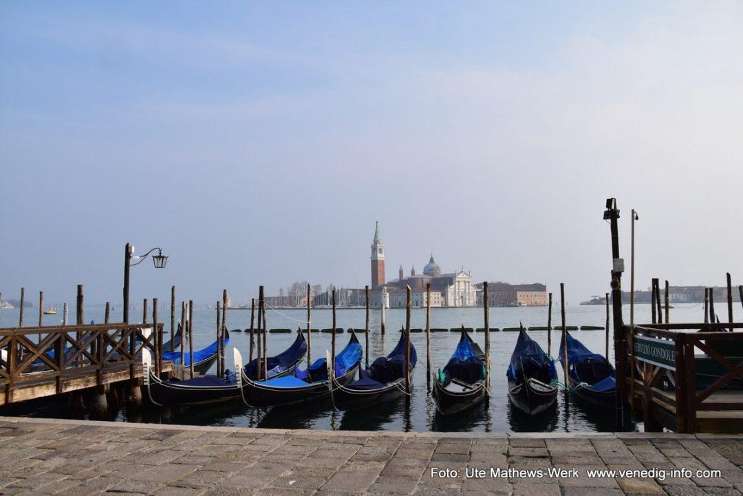 Venedig, Corona, 25.03.2020, Ausgangssperre