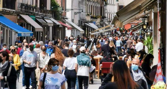 Venedig: Drehkreuze, Zugangskontrollen und Eintrittsgeld
