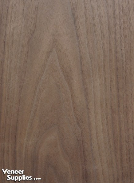 Paper Backed Walnut Veneer Flat Cut 4 X 10